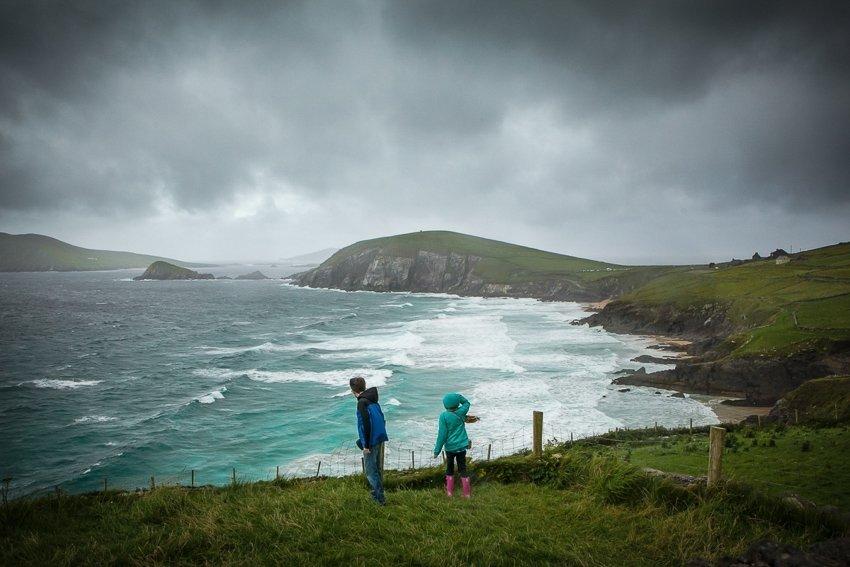 The Wild Atlantic Way, County Kerry, Ireland   quillandglass.com