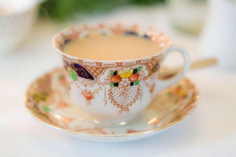 A Cup of Tea & A Good Book