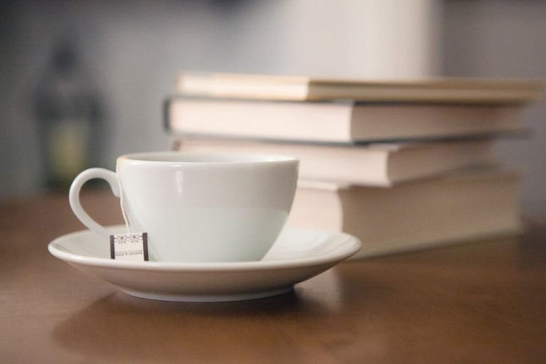 A Cup of Tea & A Good Book | August